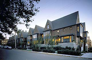 Victoria Townhomes