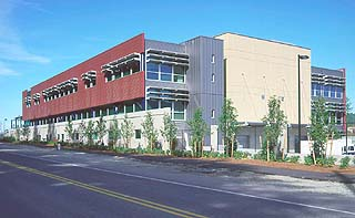 King County Library Service Center