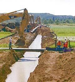 Northwest Pipeline Corp. project