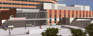 Evergreen Hospital Medical Center's ER expansion