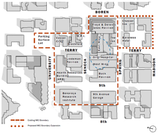 Virginia Mason Seattle Map.Seattle Djc Com Local Business News And Data Real Estate