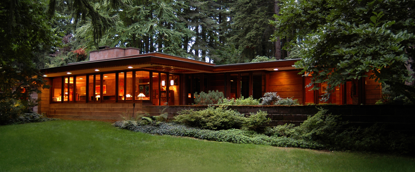 Frank Lloyd Wrights House Seattle Djc Local Business News And Data  Architecture .