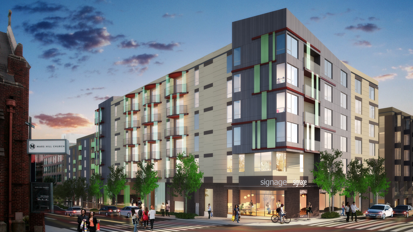 seattle local business news and data real estate avalonbay to start 283 apartments. Black Bedroom Furniture Sets. Home Design Ideas