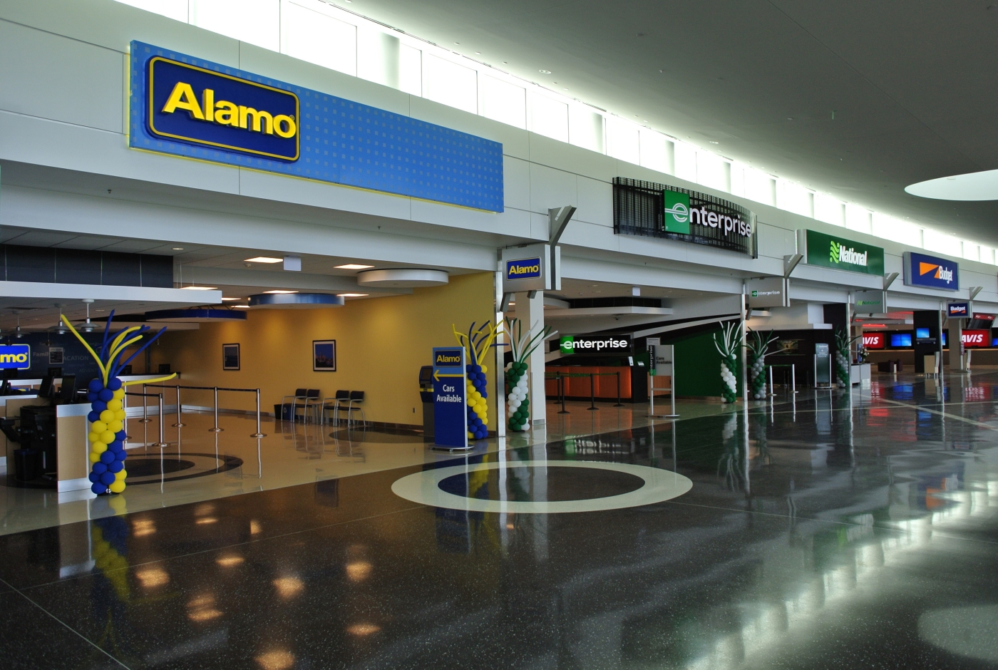 National car rental seattle airport