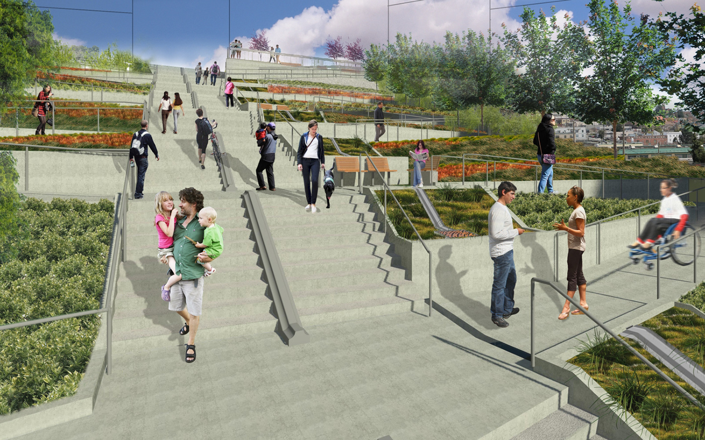 GGLO Is Doing Urban Design And Landscape Architecture